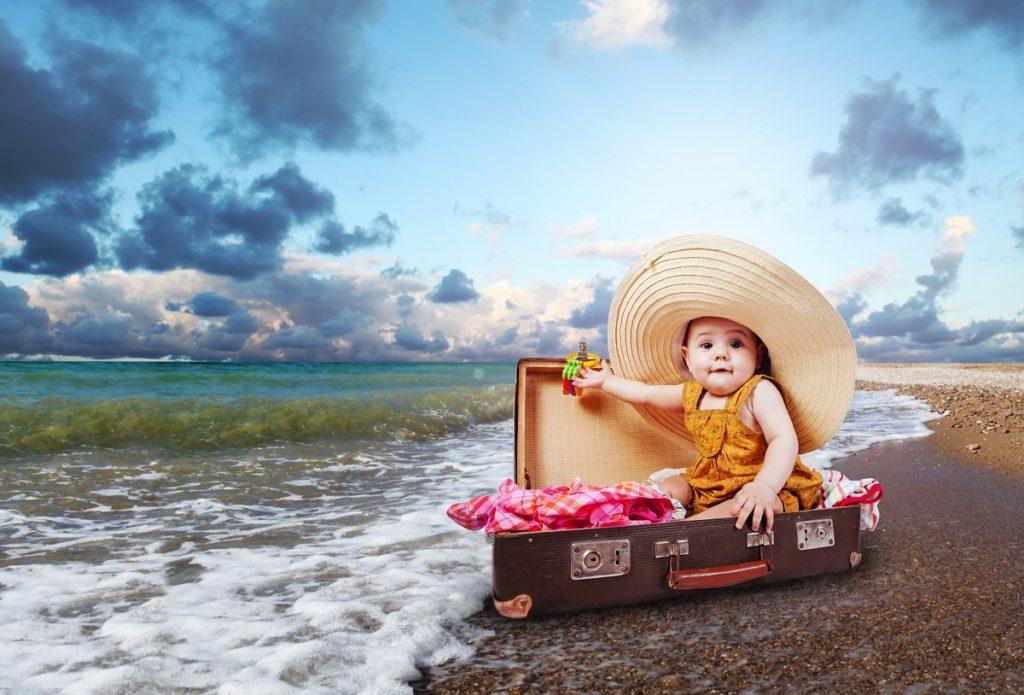 Лучшие страны для отдыха с детьми летом